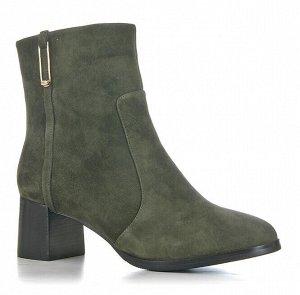 Ботинки зимние AIDINI, Зеленый