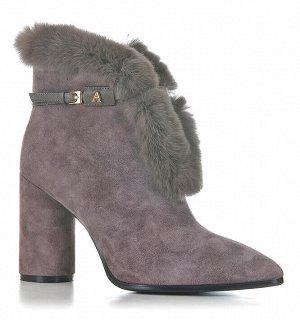 Ботинки зимние AIDINI, Серый