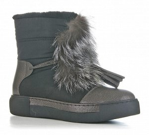 Ботинки зимние AIDINI, Черный