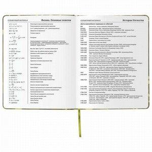 """Дневник 1-11 класс 48 л., обложка кожзам (твердая), печать, аппликация, BRAUBERG, """"КАМУФЛЯЖ"""", 105992"""