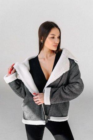 Куртка из экомеха