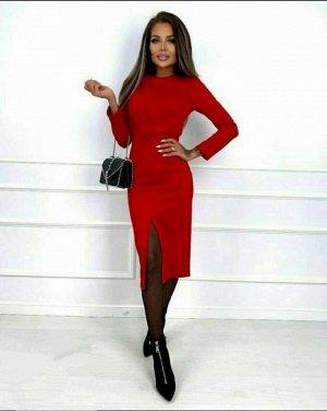 Платье Цвет как на фото ДЛИНА 105 , Плечи 36 Ог 88см рукав 59см Платье. Отличный выбор для женского гардероба.. Ткань: 70% хлопок, 30% полиэстер