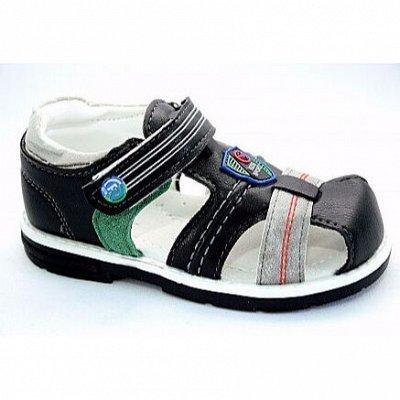 РКБ -9, ликвидация склада обуви! Скидки до 80% — Летняя детская обувь, Сандалии, Босоножки (25-32рр) мальчики — Сандалии