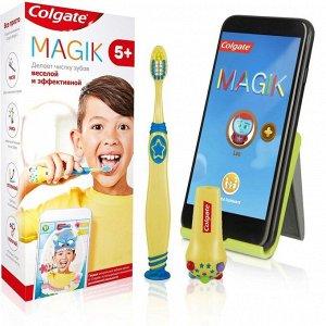 КОЛГЕЙТ Зубная щетка Magik для детей 5+ мягкая