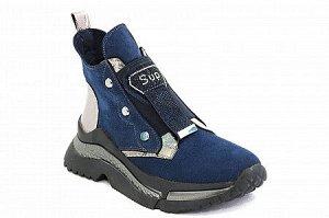 Ботинки AW-240 син