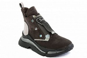 Ботинки AW-241 сер