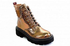 Ботинки AW-22 золото