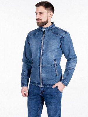 Мужская куртка синий
