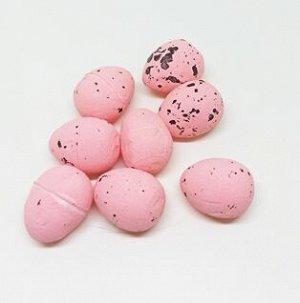 Яйцо декоративное. Розовый