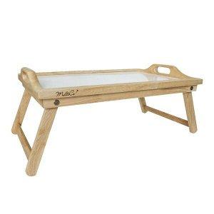 Столик складной для завтраков 61х33х23,5см, гевея