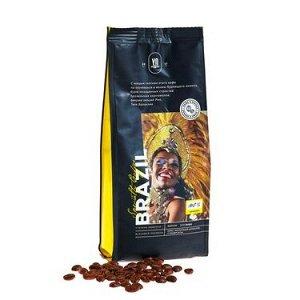 Кофе в зернах BRAZIL