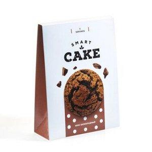 Smart Cake Smart Cake — изумительный вкус любимых кексов в каждом кусочке. Домашняя выпечка, которая готовится всего за 1 минуту! Теперь не придется выбирать между стройной фигурой и аппетитным