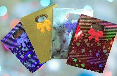 АЛМАЗНАЯ МОЗАИКА🌉РИСОВАНИЕ КАРТИН ПО НОМЕРАМ — Пакеты для подарков и аксессуары для праздника — Праздники