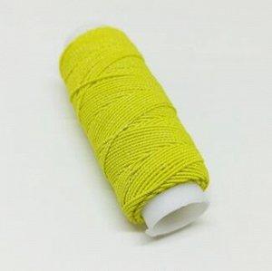 Нить латексная. Желтый