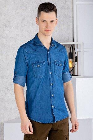 рубашка              17.2473-INDIGO
