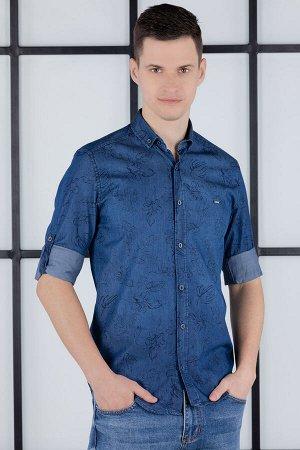 рубашка              17.2457-LACIVERT