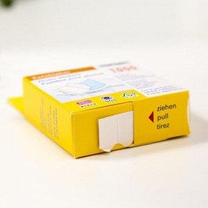 Стикеры самоклеющиеся (набор 1000 шт) белые