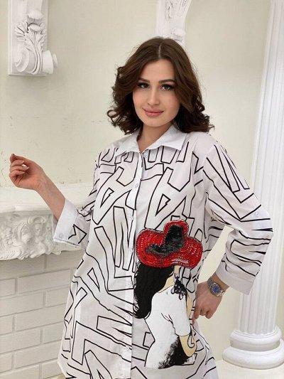 💞KapRiz. Новинки женской одежды, новые бренды. — Туники, свитера, кофты, рубашки! — Большие размеры