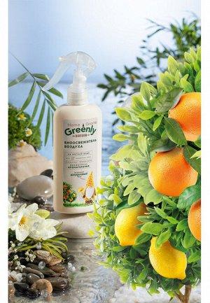 БИОосвежитель воздуха «Цитрусовый микс» Home Gnome Greenly