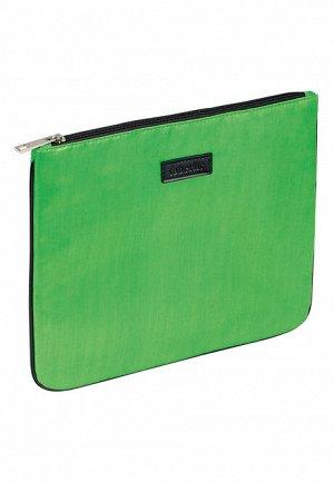 Клатч, цвет зелёный