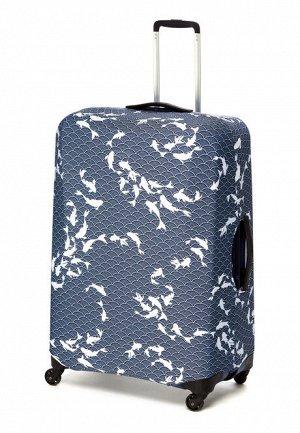 Чехол для чемодана, L