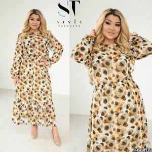 Платье 68109