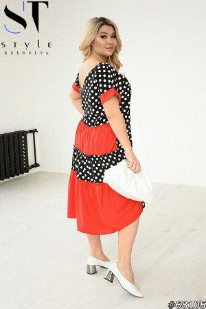 Платье 68105