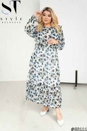 Платье 68111