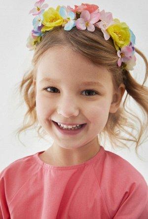 Ободок для волос детский Melasta цветной