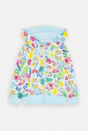 Куртка детская для девочек Krabi ассорти