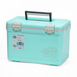 Термобокс SHINWA Holiday Land Cooler 22H синий  /6 /