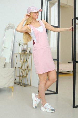Сарафан женский 223L3 розовый