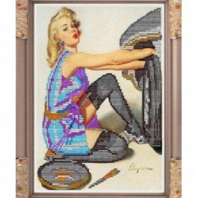 Наборы для создания нежных кукол❤ — Рисунки на ткани для вышивания бисером — Схемы для вышивания
