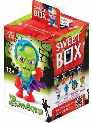 Свитбокс ZОМБАКИ Мармелад с игрушкой в коробочке  10г.