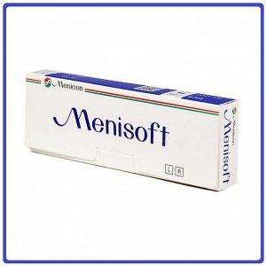 1-мес контактные линзы Menisoft 3 линзы (Япония)