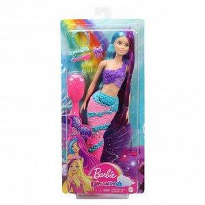 Кукла Mattel Barbie Игра с волосами Русалка15