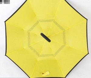Умный зонт наоборот, 1 шт