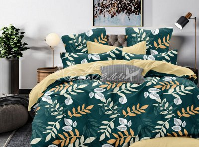 АДЕЛИС - большой ассортимент постельного белья — КПБ сатин стандарт 1.5СП — Полутороспальные комплекты