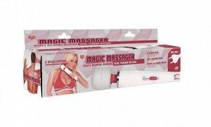 Мощный вибромассажер для всего тела Magic Massager (2 скорости)