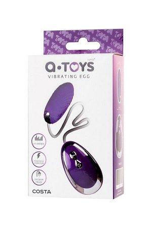 Виброяйцо TOYFA A-Toys