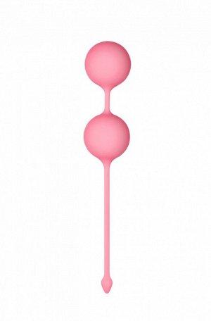 Небольшие розовые вагинальные шарики Lola Toys