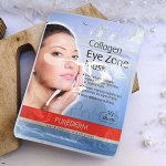 Патчи для области вокруг глаз на основе фито-коллагена Purederm Collagen Eye Zone Mask