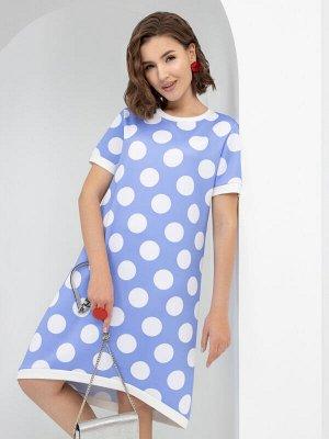 Платье Люблю Пикассо (модница)