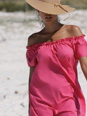 Платье пляжное Sielei Fuxia