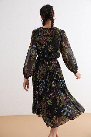 Платье жен. Ferma набивка