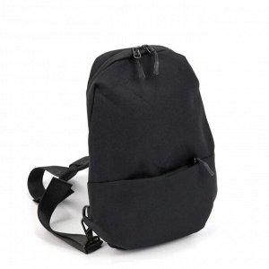 Мужская текстильная сумка слинг