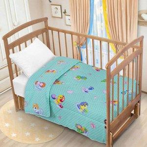 Одеяло детское 110*140