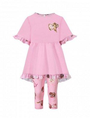 Детский костюм для девочки KETMIN Angel с бриджами