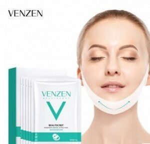 Омолаживающая маска для лица+лифтинг-маска для области подбородка VENZEN