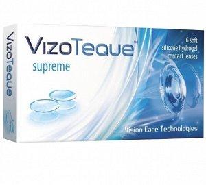 1-мес контактные линзы VizoTeque Supreme (6 линз)